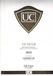 UC-guld kreditvärdighet